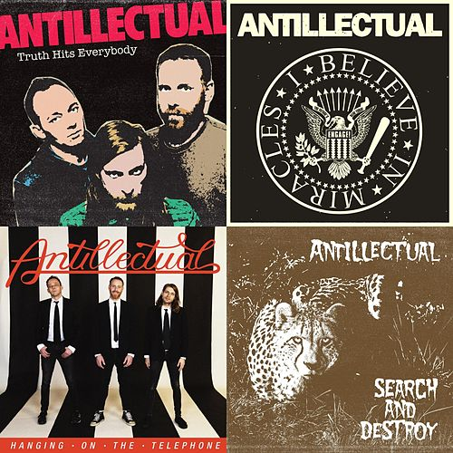 Covers EP by Antillectual