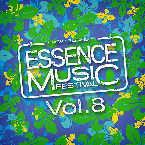Essence Music Festival, Vol. 8 by Various Artists