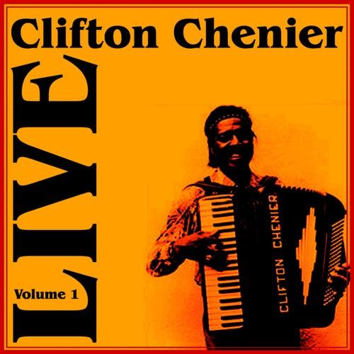 Live Part 1 by Clifton Chenier
