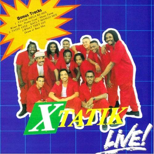 Xtatik Live! by Machel Montano