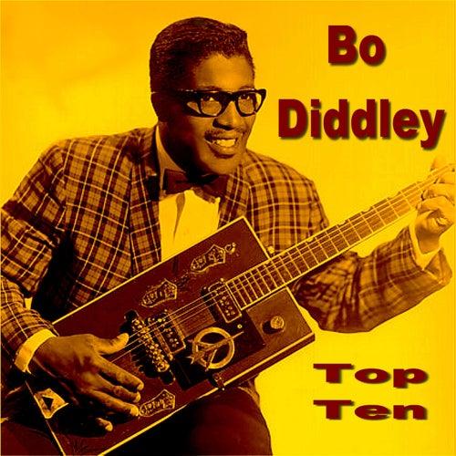 Bo Diddley Top Ten de Bo Diddley