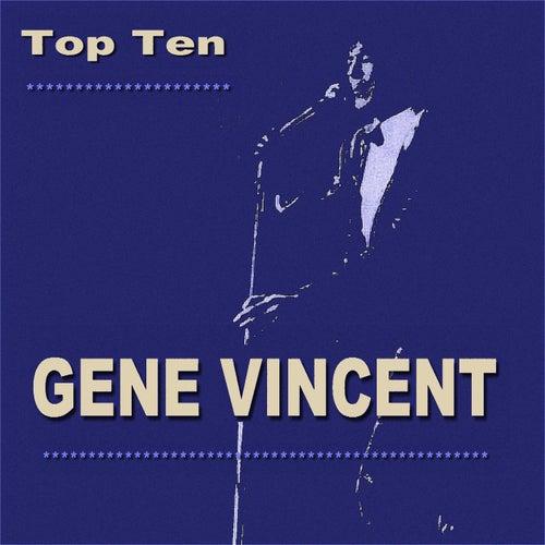 Gene Vincent Top Ten de Gene Vincent
