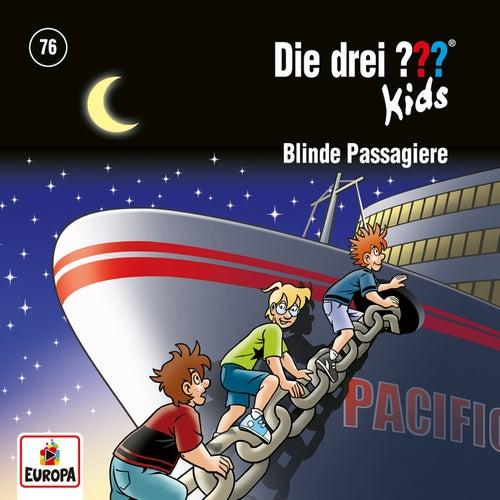 076/Blinde Passagiere von Die Drei ??? Kids