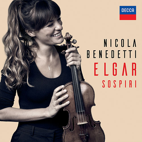 Elgar: Sospiri, Op. 70 (Arr. Violin and Piano) by Nicola Benedetti