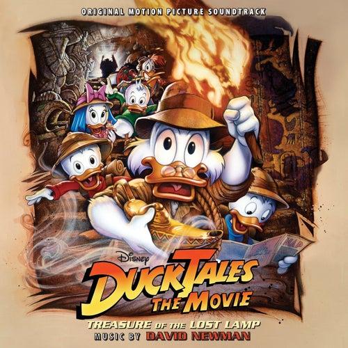 DuckTales the Movie: Treasure of the Lost Lamp (Original Motion Picture Soundtrack) de David Newman