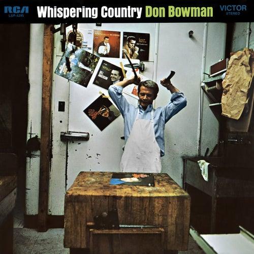 Whispering Country van Don Bowman
