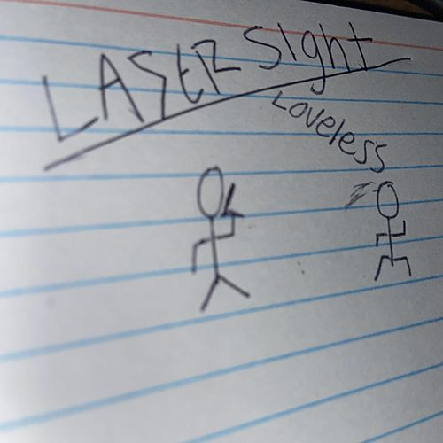 Laser Sight by Loveless