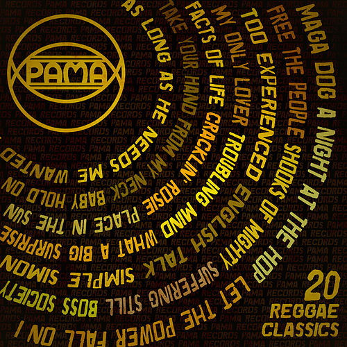 20 Pama Classics, Vol. 4 by Various Artists