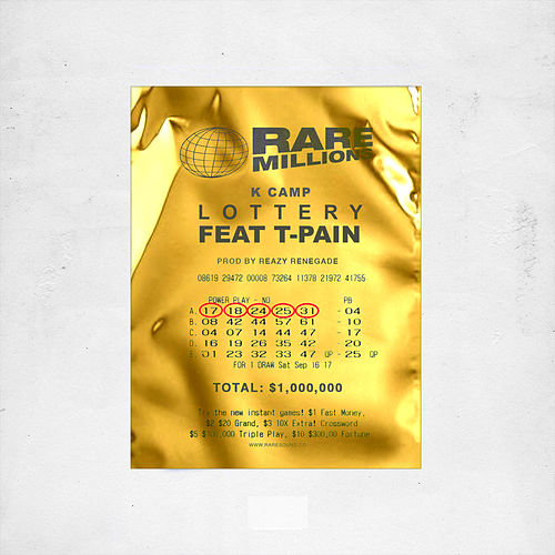 Lottery (Renegade) (T-Pain Remix) by K Camp