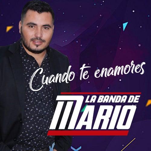 Cuando Te Enamores von La Banda De Mario