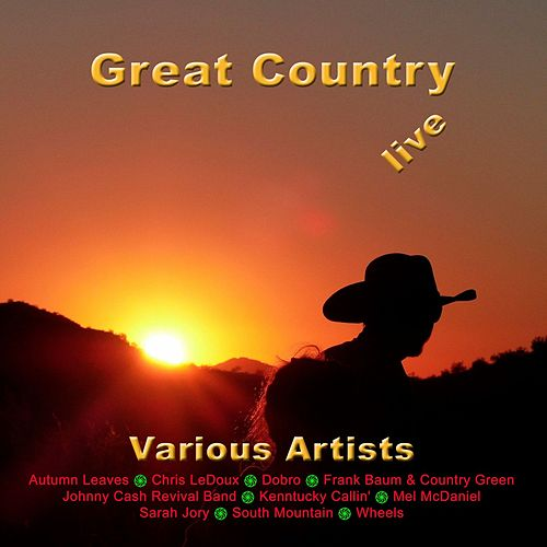 Great Country de Various Artists