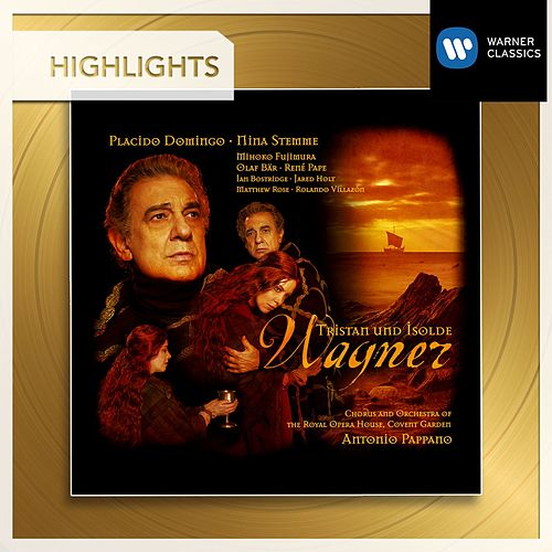 Wagner: Tristan Und Isolde (Highlights) by Ian Bostridge