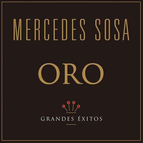 Serie Oro de Mercedes Sosa