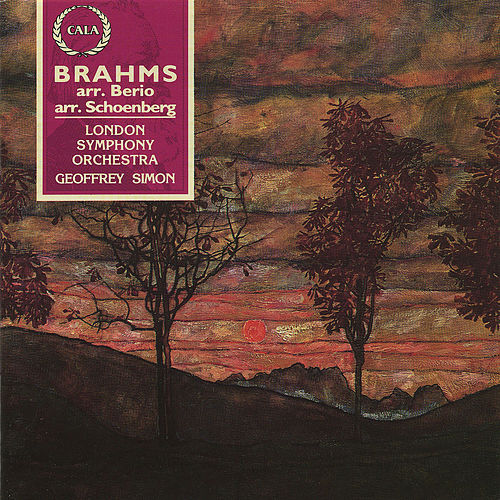 Brahms: Piano Quartet in G Minor Op. 25 – Berio: Op. 120, No. 1 for Clarinet and Orchestra von London Symphony Orchestra