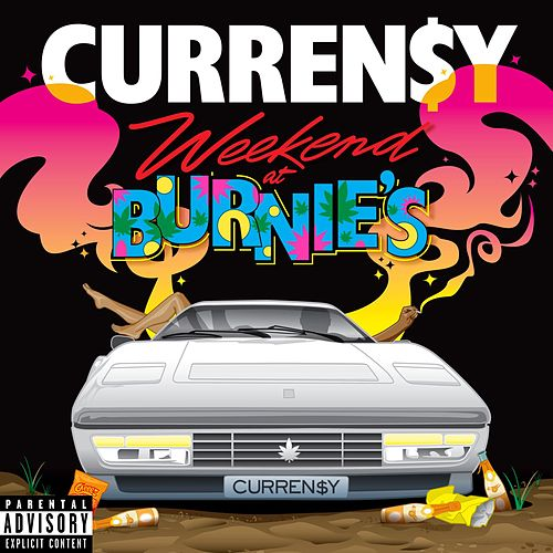 Weekend At Burnie's (Deluxe Version) von Curren$y