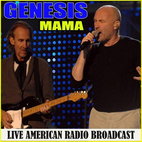 Mama (Live) de Genesis