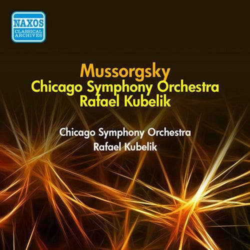 Mussorgsky, M. - Ravel, M.: Pictures at an Exhibition de Rafael Kubelik