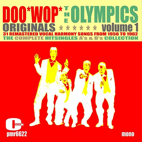 Doowop Originals, Volume 1 by The Olympics