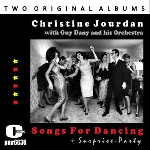 2 Originals: 'songs for Dancing' & 'surprise-Party' de Christine Jourdan et L' Orchestre Guy Dany