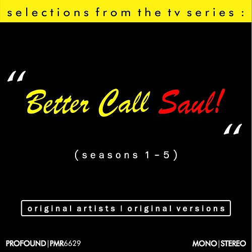 Selections from 'better Call Saul' by Various Artists