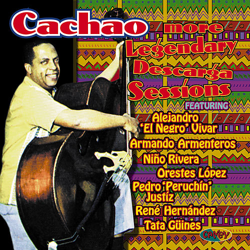 Cachao: More Legendary Descarga Sessions von Israel