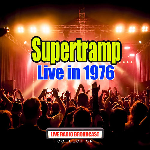 Live in 1976 (Live) di Supertramp