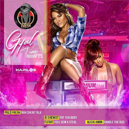 Gyal Time Riddim V2.0 de Various Artists