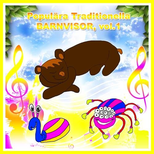 Populära Traditionella Barnvisor, vol.1 by Piccolo-ensemblen