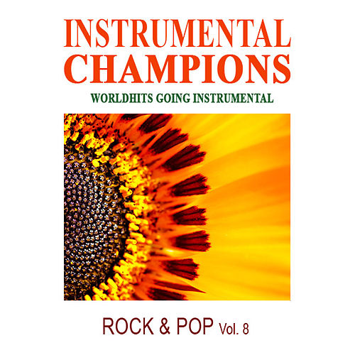 Rock & Pop Vol. 8 by Instrumental Champions