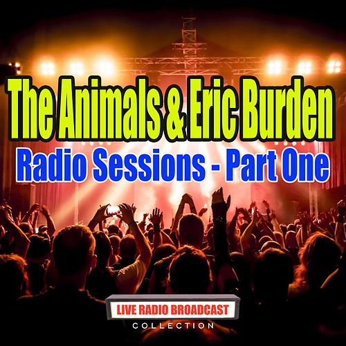 Radio Sessions - Part One (Live) de The Animals