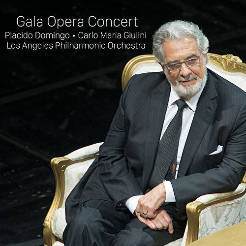 Gala Opera Concert by Placido Domingo