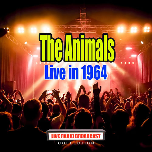Live in 1964 (Live) by The Animals