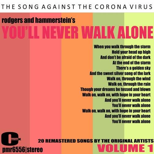You'll Never Walk Alone, Volume 1 de Various Artists