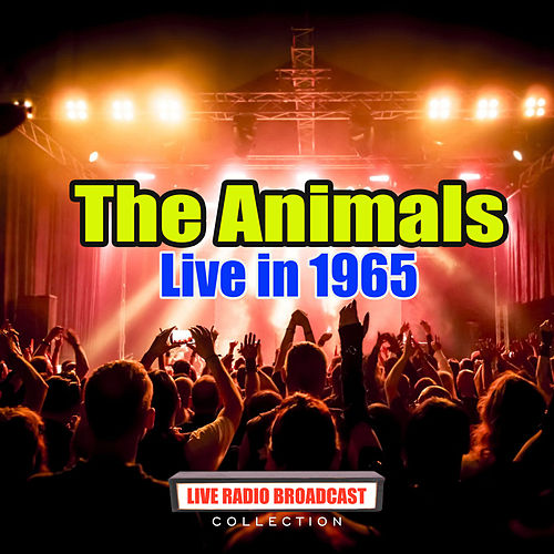 Live in 1965 (Live) de The Animals