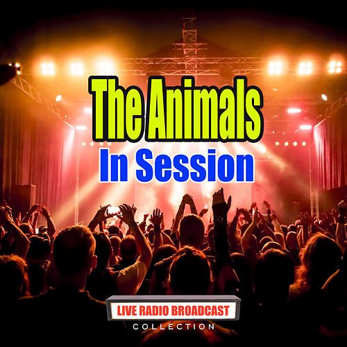 In Session (Live) by The Animals