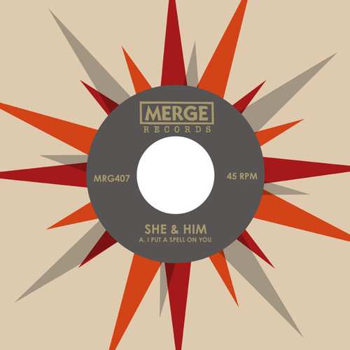 I Put a Spell On You / Lingering Still (Live at KCMP) by She & Him
