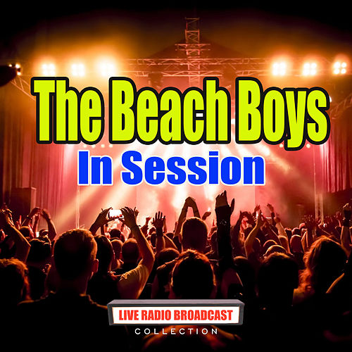 In Session (Live) di The Beach Boys