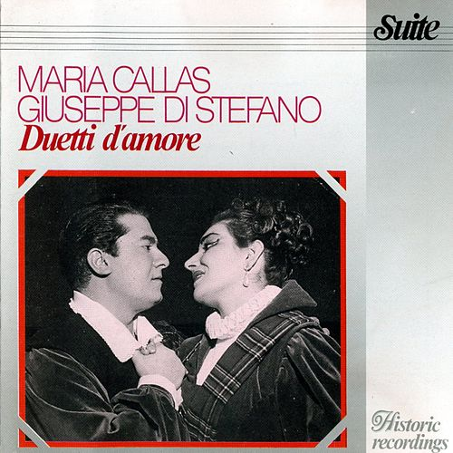 Duetti d'amore by Maria Callas