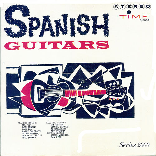 Spanish Guitars by Al Caiola