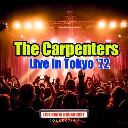 Live in Tokyo '72 (Live) van Carpenters