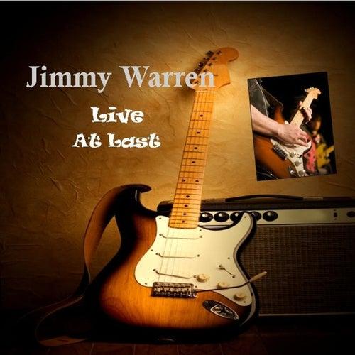 Live At Last von Jimmy Warren