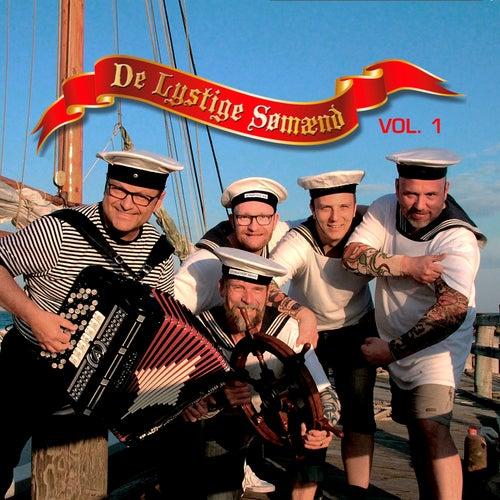 De Lystige Sømænd, Vol. 1 by De Lystige Sømænd