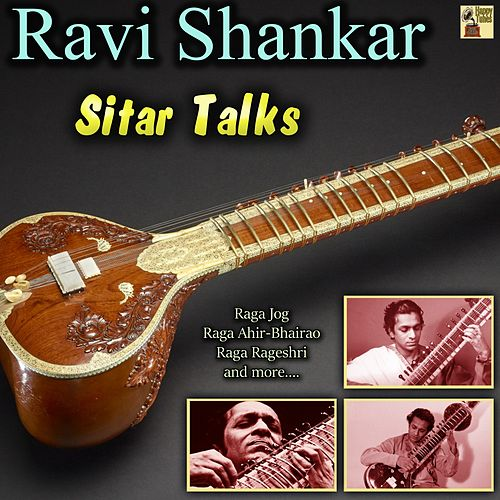 Sitar Talks de Ravi Shankar