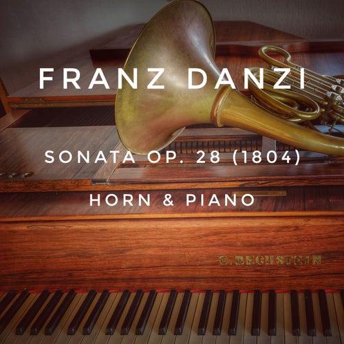 Danzi: Sonata for Horn and Piano Op. 28 von Daniel Brandell