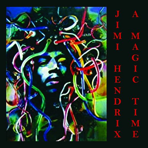 Jimi Hendrix - A Magic Time (Live) de Jimi Hendrix
