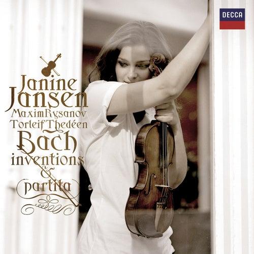 Bach: Inventions & Partita by Janine Jansen
