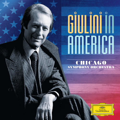Giulini in America (II) de Chicago Symphony Orchestra