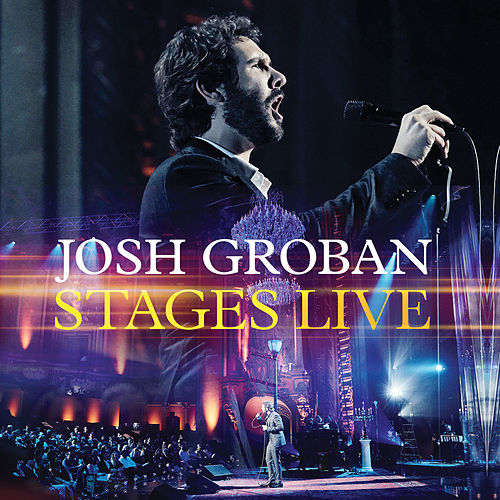 Stages Live de Josh Groban