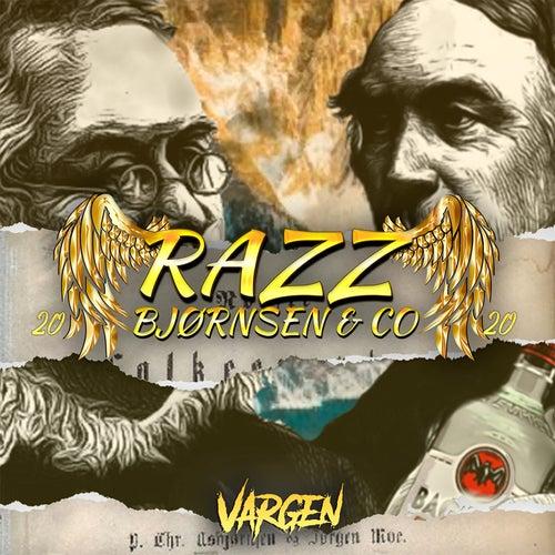 Razzbjørnsen & Co 2020 de Vargen