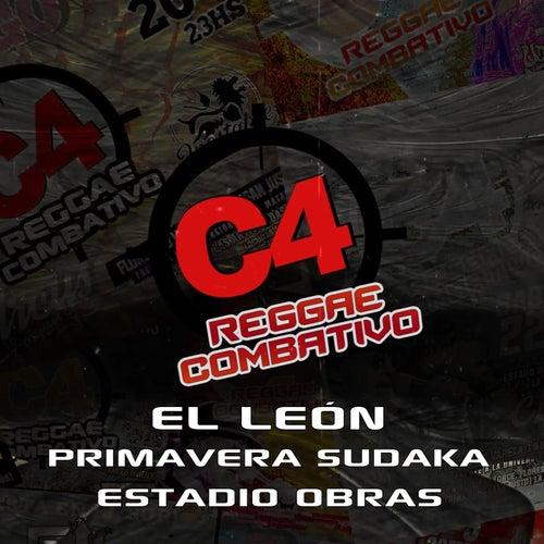 El León (En Vivo Estadio Obras) by C4 Reggae Combativo